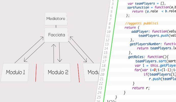 Web applications: scrivere codice ben strutturato con i Javascript Design Patterns