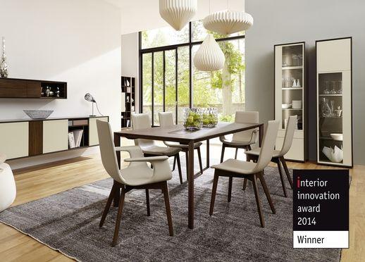 Esszimmermöbel hülsta  SCOPIA - hülsta.cn | 现代风格餐厅Modern Diningroom | Pinterest | Hülsta