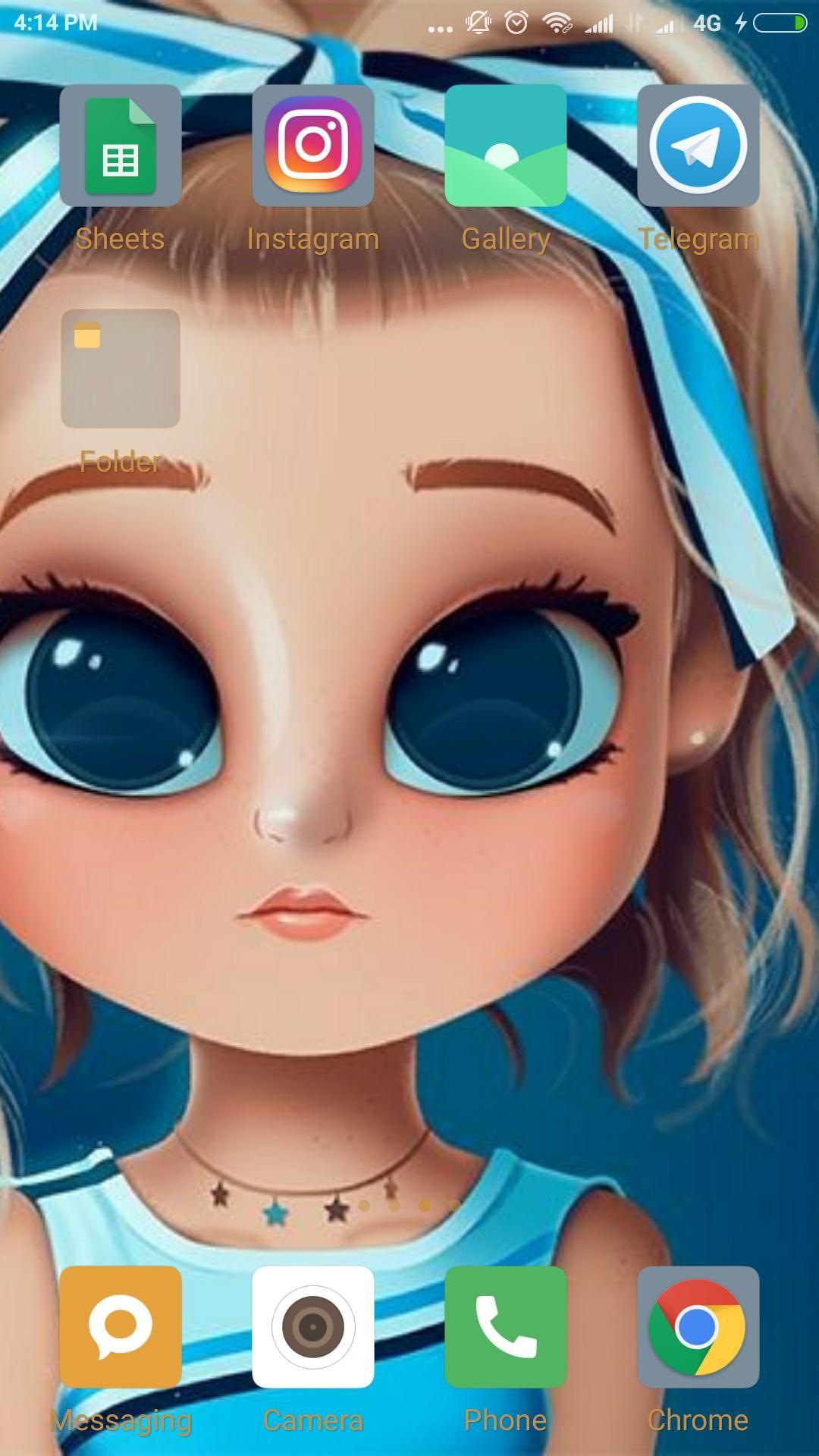 Cute Cartoon Wallpaper For Android Cute Cartoon Wallpapers Cartoon Wallpaper Android Wallpaper