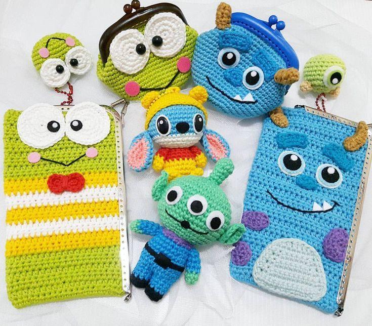 Instagram 上的 crochet like FinishedMy order