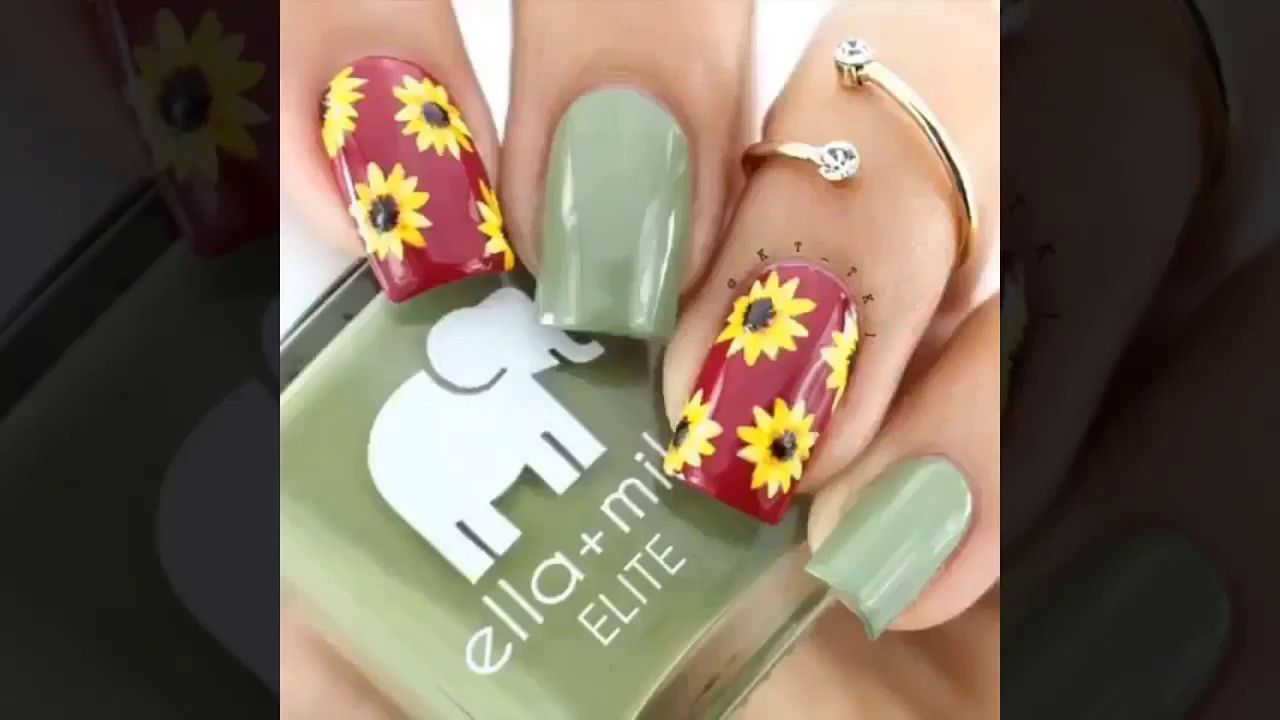Cute nails designs tutorialquick and easy nail art like