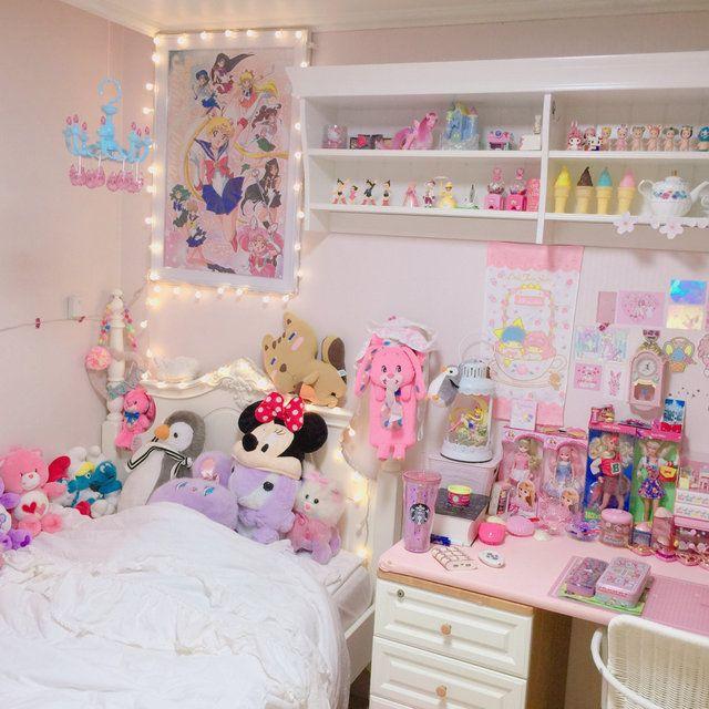 女生的房間藏有千種秘密!3種房間風格…是時候要裝飾一下了