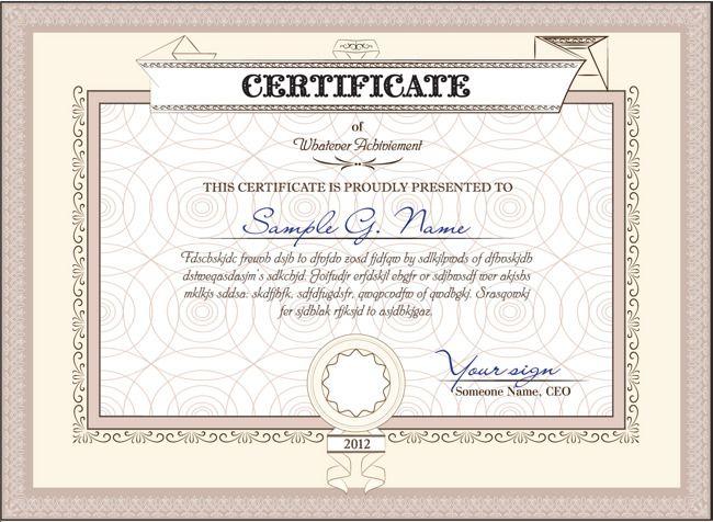 Ingles,Diseño,Certificado de habilidades,Certificado de habilidades ...