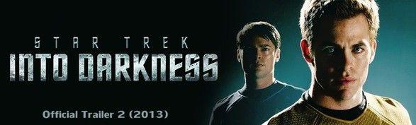 Star Trek Into Darkness Official Trailer 2 (2013) http://www.sfseriesandmovies.com/trailers/