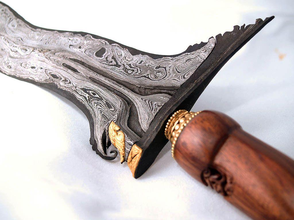 Keris Pamor Pedaringan Kebak Senjata, Sejarah, dan Antik