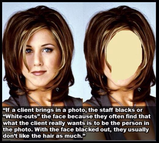 Great Advice From Behind The Chair Hairstylist Quotes Hair Humor Hair Stylist