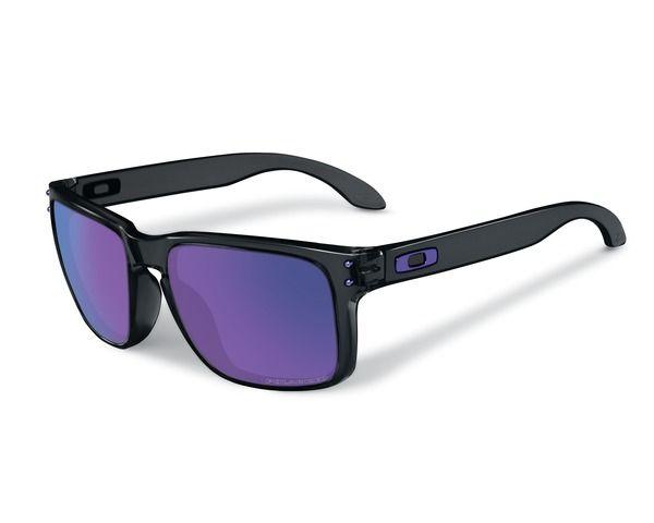ea48900fad Gafas De Sol · OAKLEY napszemüveg Holbrook Black Ink/ Violet Iridium  Polarized Ára: 58 175 Ft