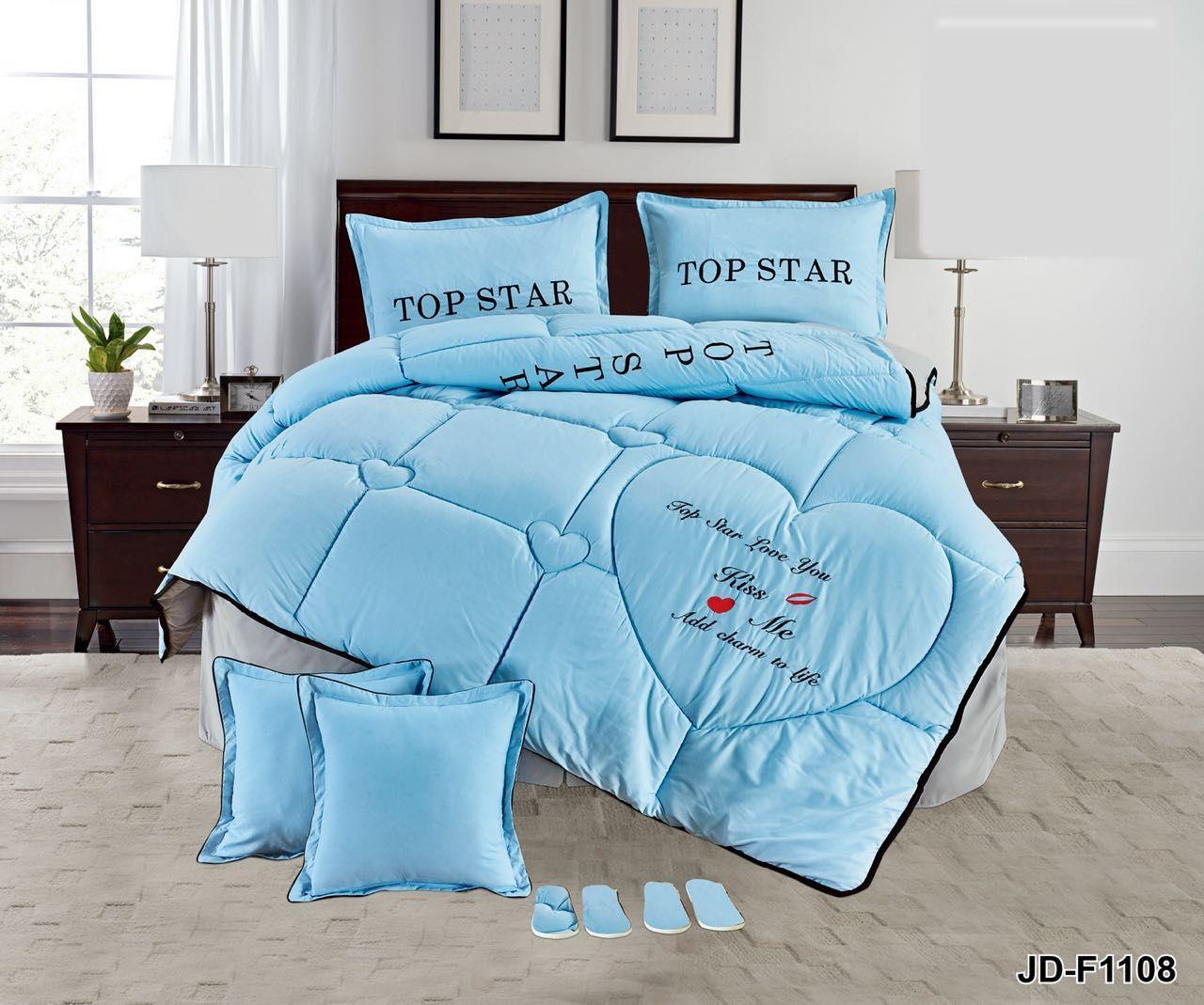 لطلب واتس اب فقط 0543221247 مفارش نفر مفارش نفرين مفارش نفاس مفارش اطفال مفارش عرائسي لحاف القلب افخم الحافات ساده ١٠ قطعه مرة Bed Blanket Comforters