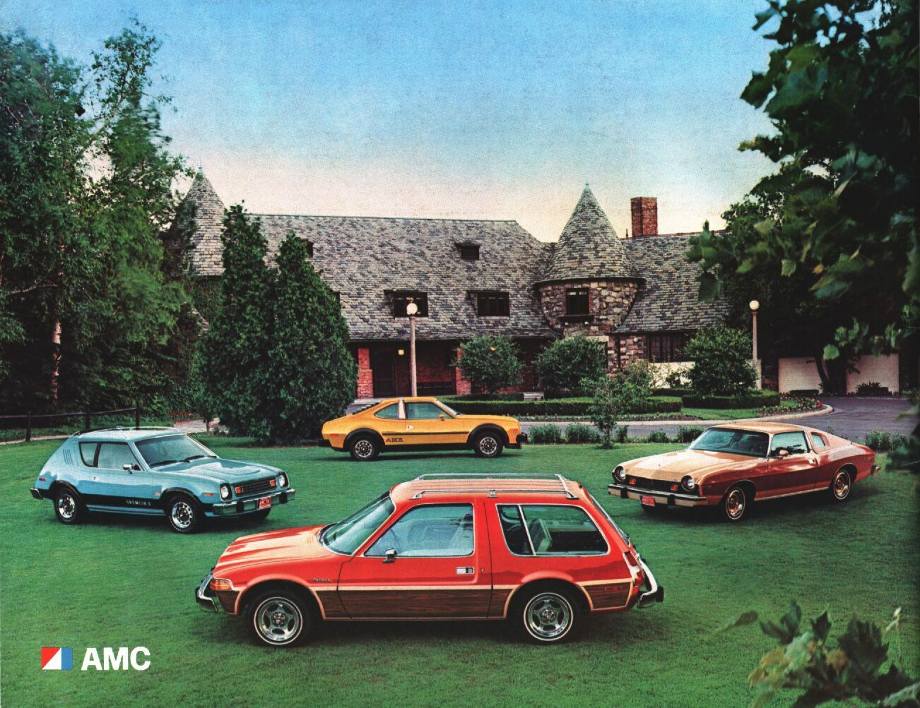 1978 Amc Full Line Gremlin Concord Pacer And Matador Cool Car Pictures Amc Amc Gremlin