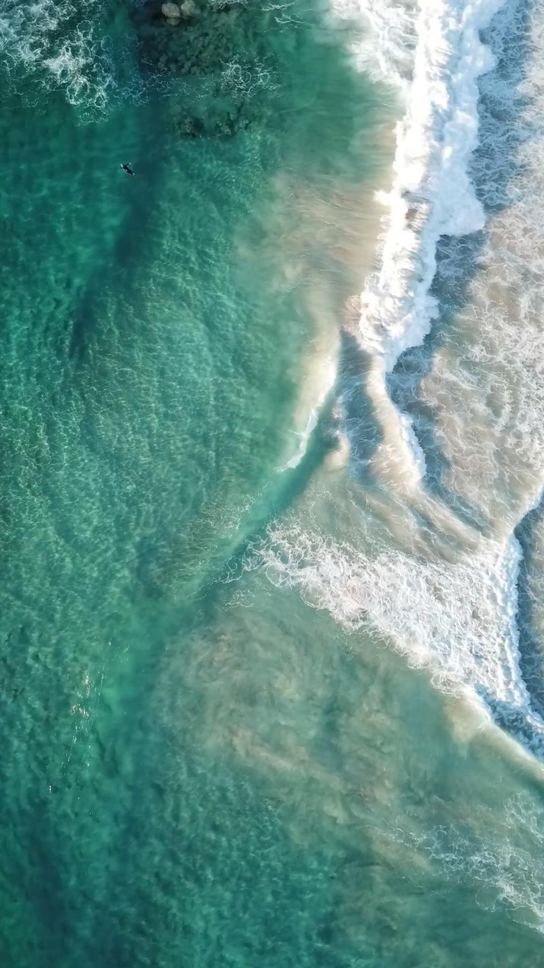 Surfing at Smiths Beach Resort, Western Australia