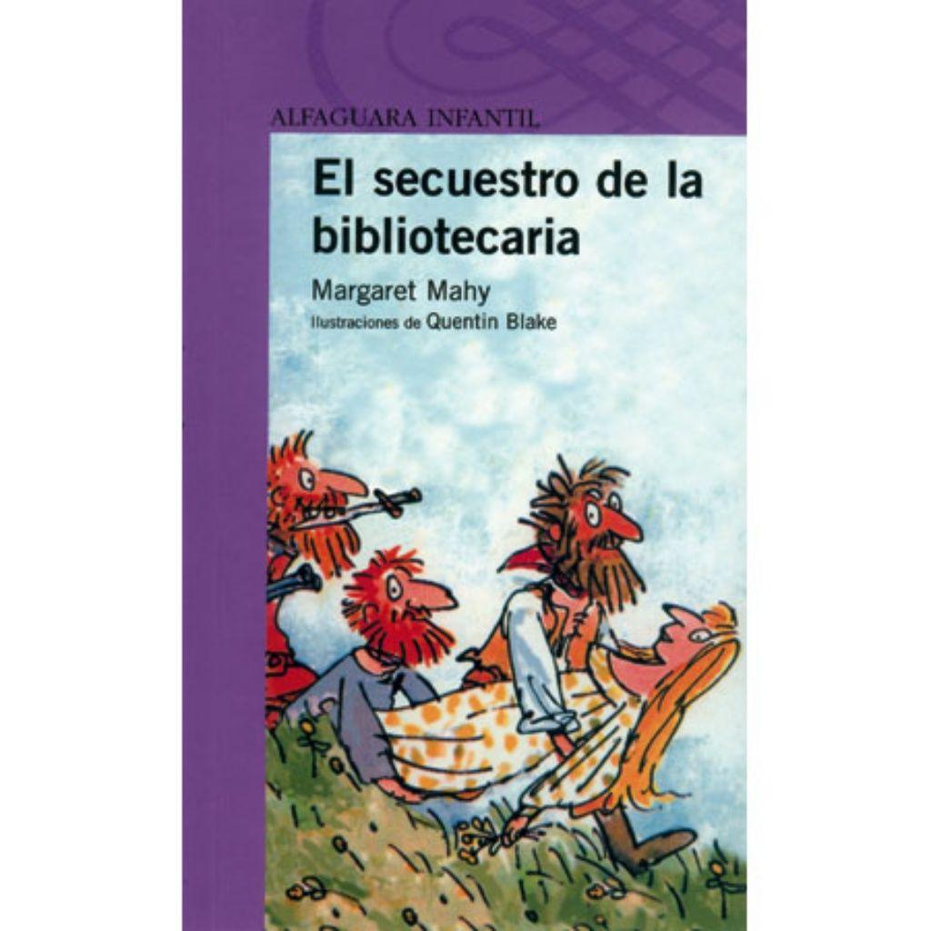 el secuestro de la bibliotecaria margaret mahy