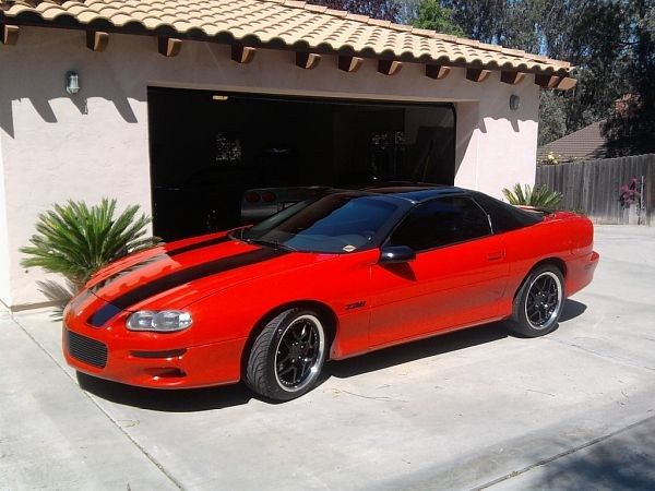 Check Out Customized Wesley Bell S 1998 Chevrolet Camaro Photos