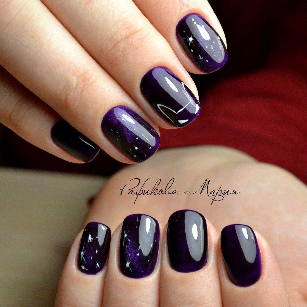Nail Art 3676 Best Nail Art Designs Gallery Bestartnails Com Purple Nails Acrylic Nail Salon Purple Nail Designs