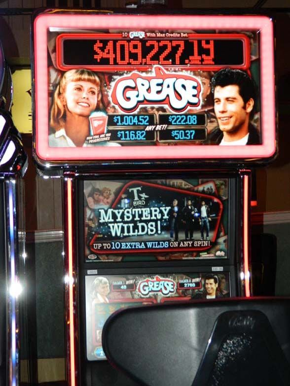 New grease slot machines by balley technology at tropicana laughlin new grease slot machines by balley technology at tropicana laughlin solutioingenieria Images
