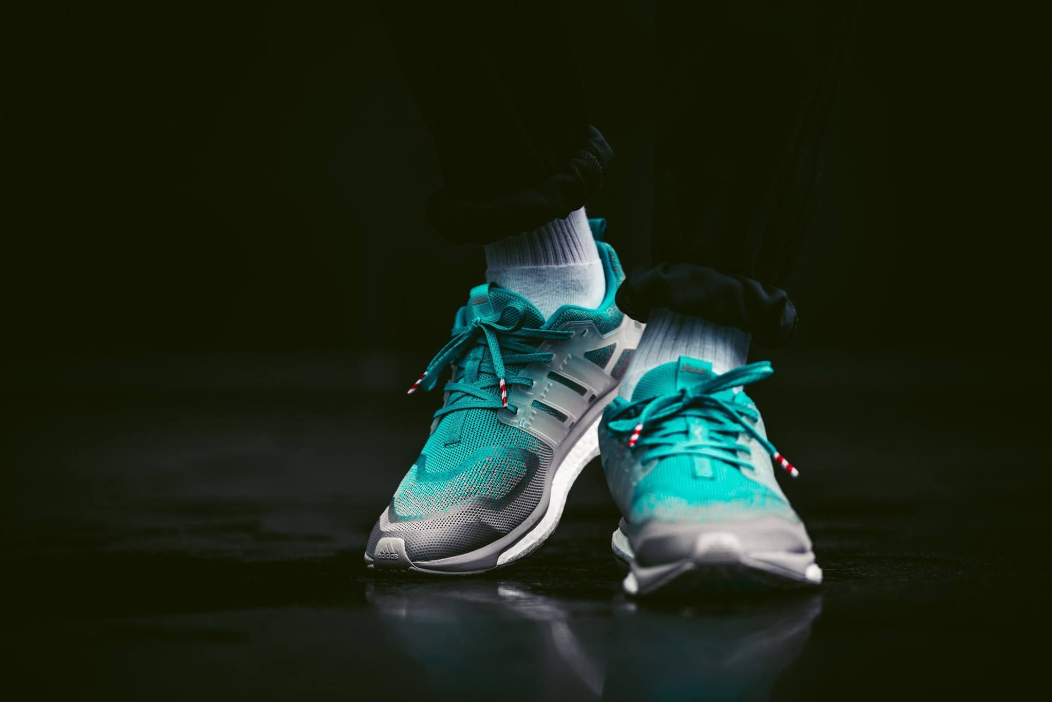 innovative design d2ec7 9e9a3 The Packer Shoes x Solebox x adidas Consortium Energy Boost Silfra Rift is  featured in a