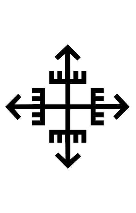 Viking Symbols Viking Symbols Of Love Norse Slavic Symbol By
