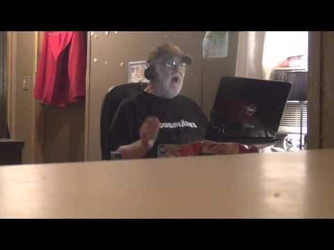 Angry Grandpa - Singing on hidden camera - YouTube