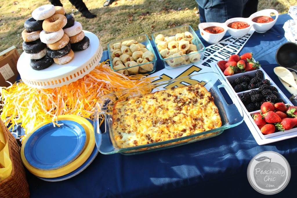 The Ultimate Cold Weather Tailgate Tailgate Food Tailgate Food