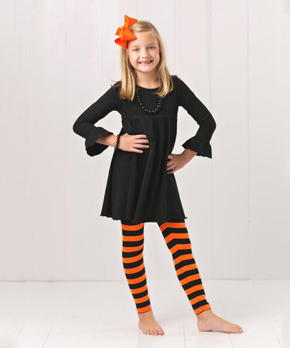 Black long sleeve dress toddler