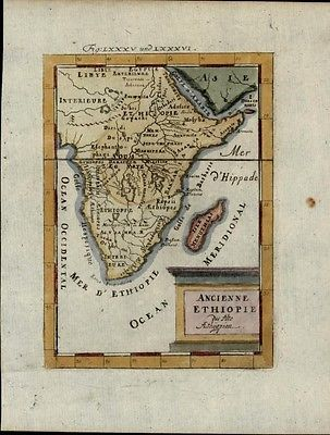 Africa mts of moon 1719 ancient ethiopia kingdom charming old africa mts of moon 1719 ancient ethiopia kingdom charming old mallet map color gumiabroncs Image collections