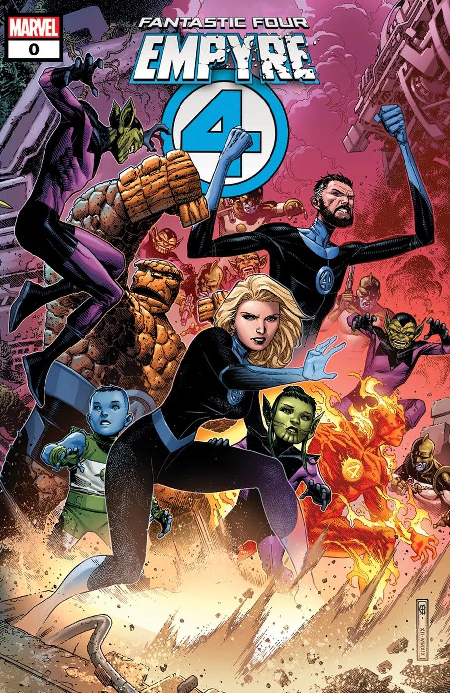 Pin By Chris Gianoulakis On Make Mine Marvel In 2020 Fantastic Four Fantastic Four Comics Marvel Comics