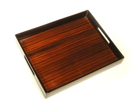 Wooden Decorative Trays Interesting Wood Tray  Wood Trays  Natural Wood Tray  Natural Wood Trays Decorating Design