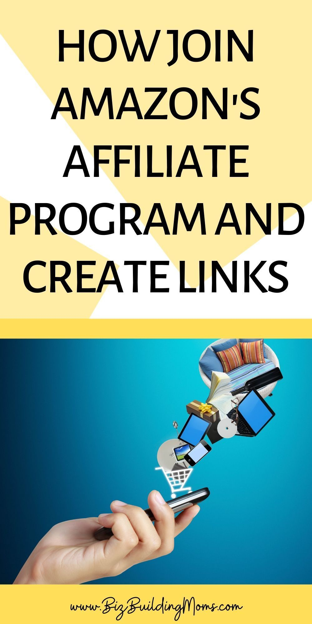 How To Join The Amazon Affiliate Program in 2020 Learn