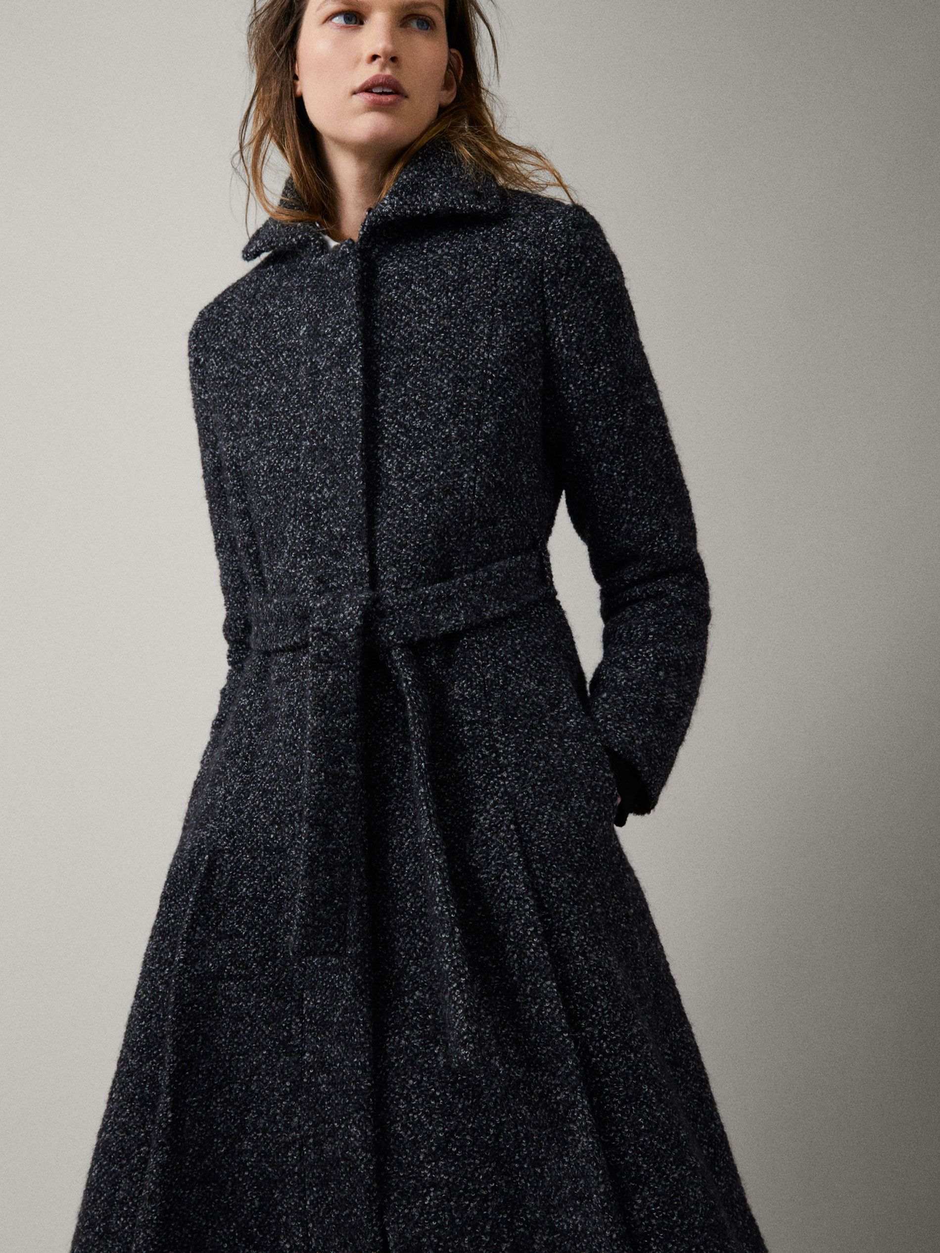 utterly stylish amazing price cheap for sale Women's Outerwear | Massimo Dutti Fall Winter 2018 in 2019 ...