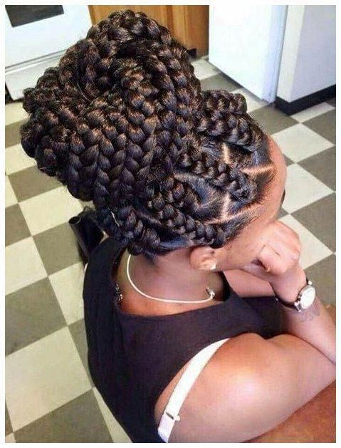 21 Best Jumbo Box Braids Hairstyles Jumbo box br 21 Best Jumbo Box Braids Hairstyles Jumbo box br