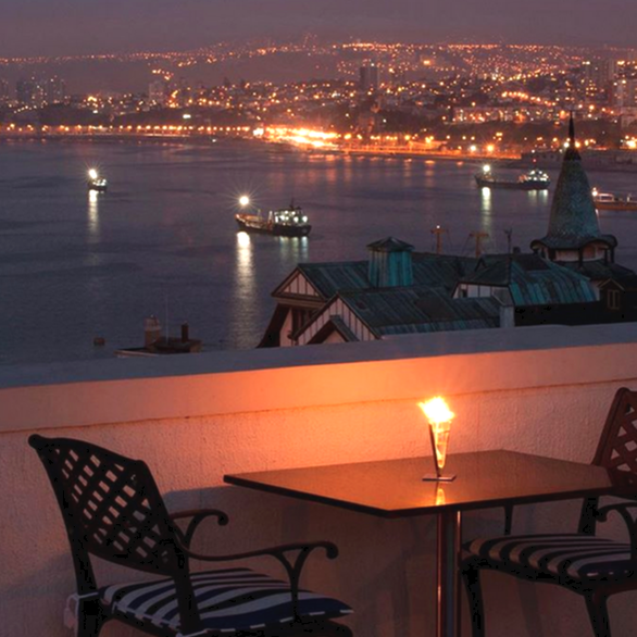 CASA HIGUERAS: Fin de semana con vista a la bahía de Valparaíso ...