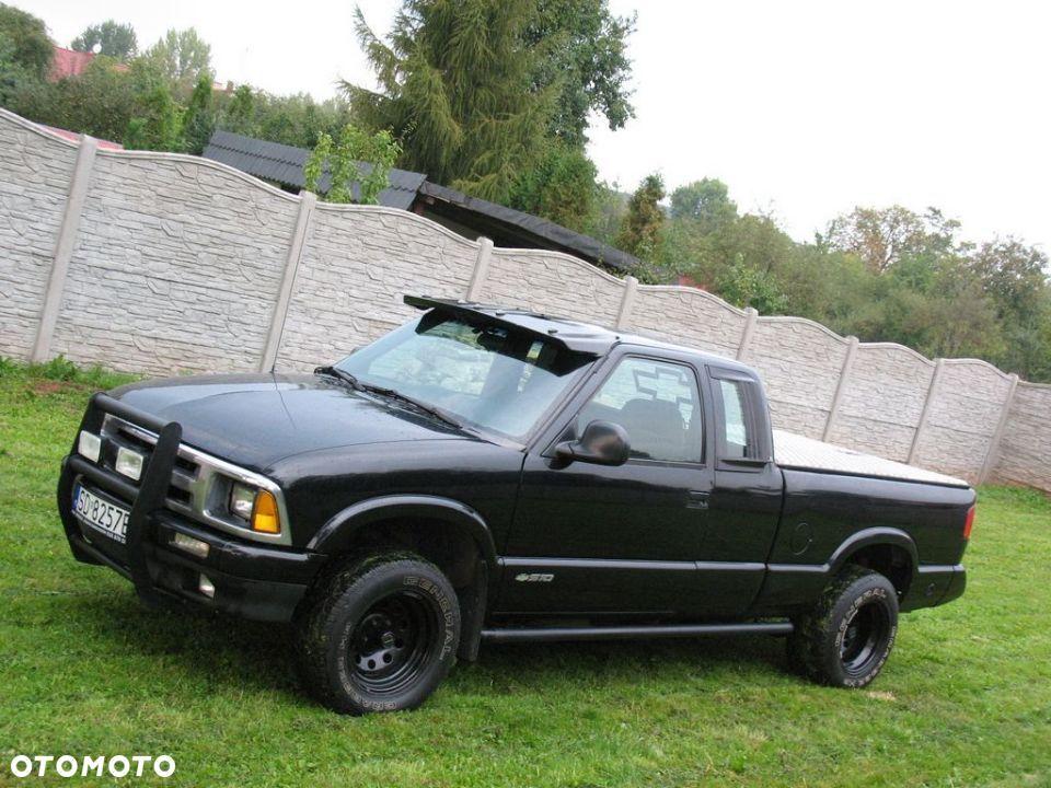 Chevrolet S 10 Wejdz Zobacz Jesli Chcesz Sie Wyrozniac Unikat Pickup 17 Suv Cars Car