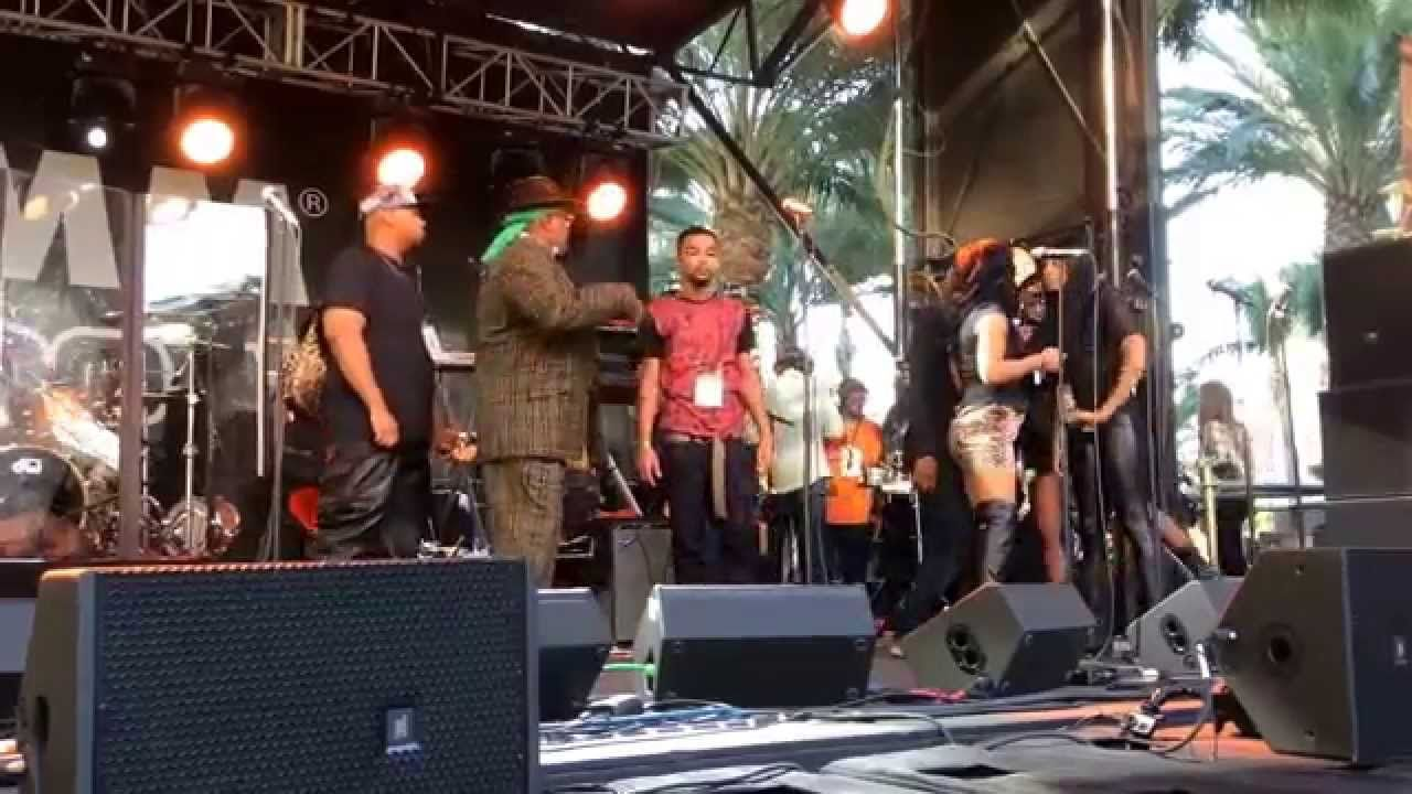 #70er,#George #Clinton,#george #clinton - #atomic #dog,#george #clinton #parliament #funkadelic,#Hardrock,#Hardrock #70er,#Rock Musik Rehearsal performance by #George #Clinton, #Parliament #Funkadelic at #The NAMM GoPro Stage – #Part 3 #of 5 - http://sound.saar.city/?p=35320