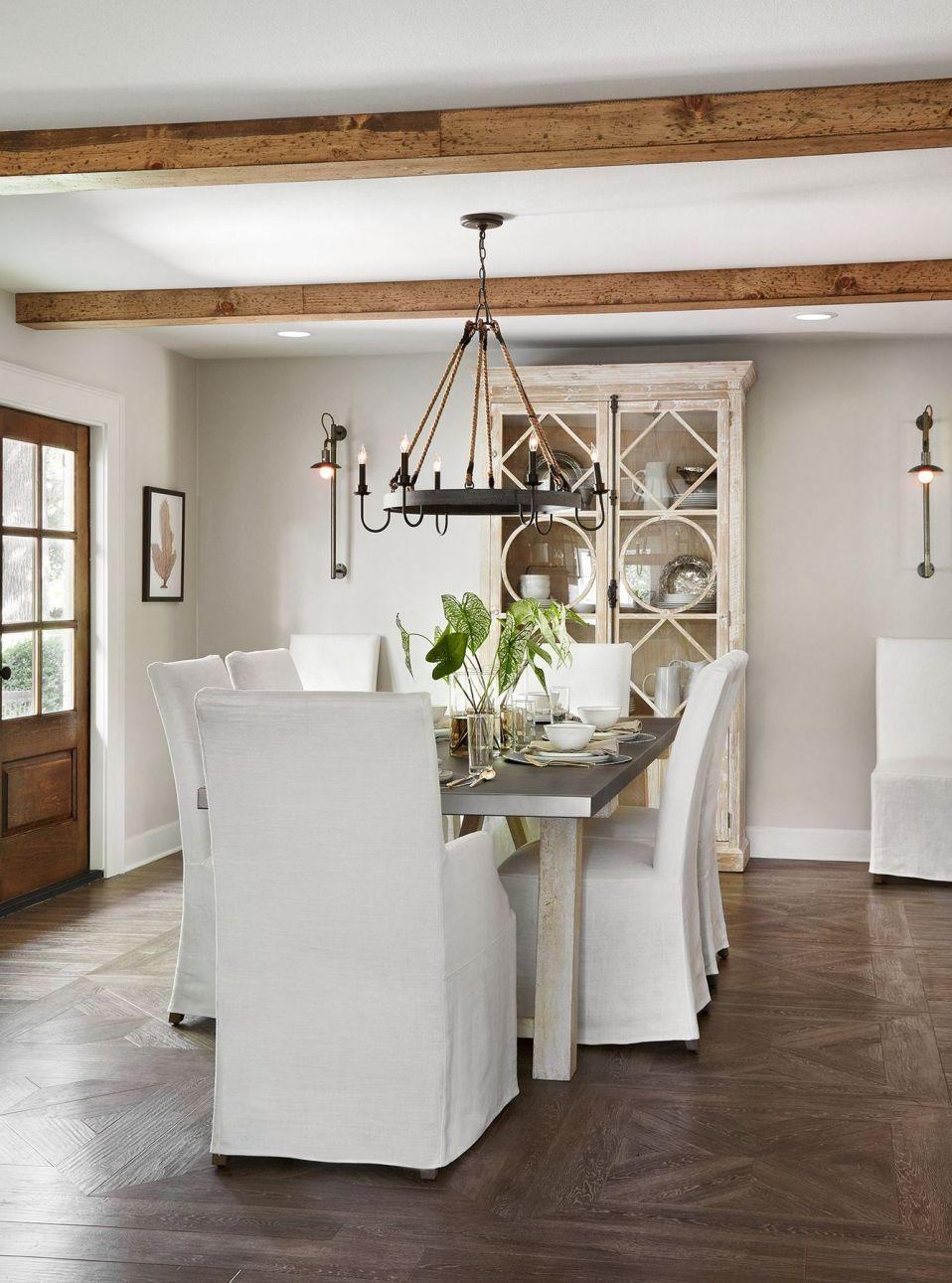 +14 That will make you Dining room decor farmhouse joanna ...