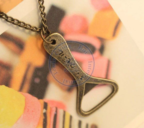 necklaces pendant Fashion jewelry popular for women creative vintage long sweater opener design Wholesale retail