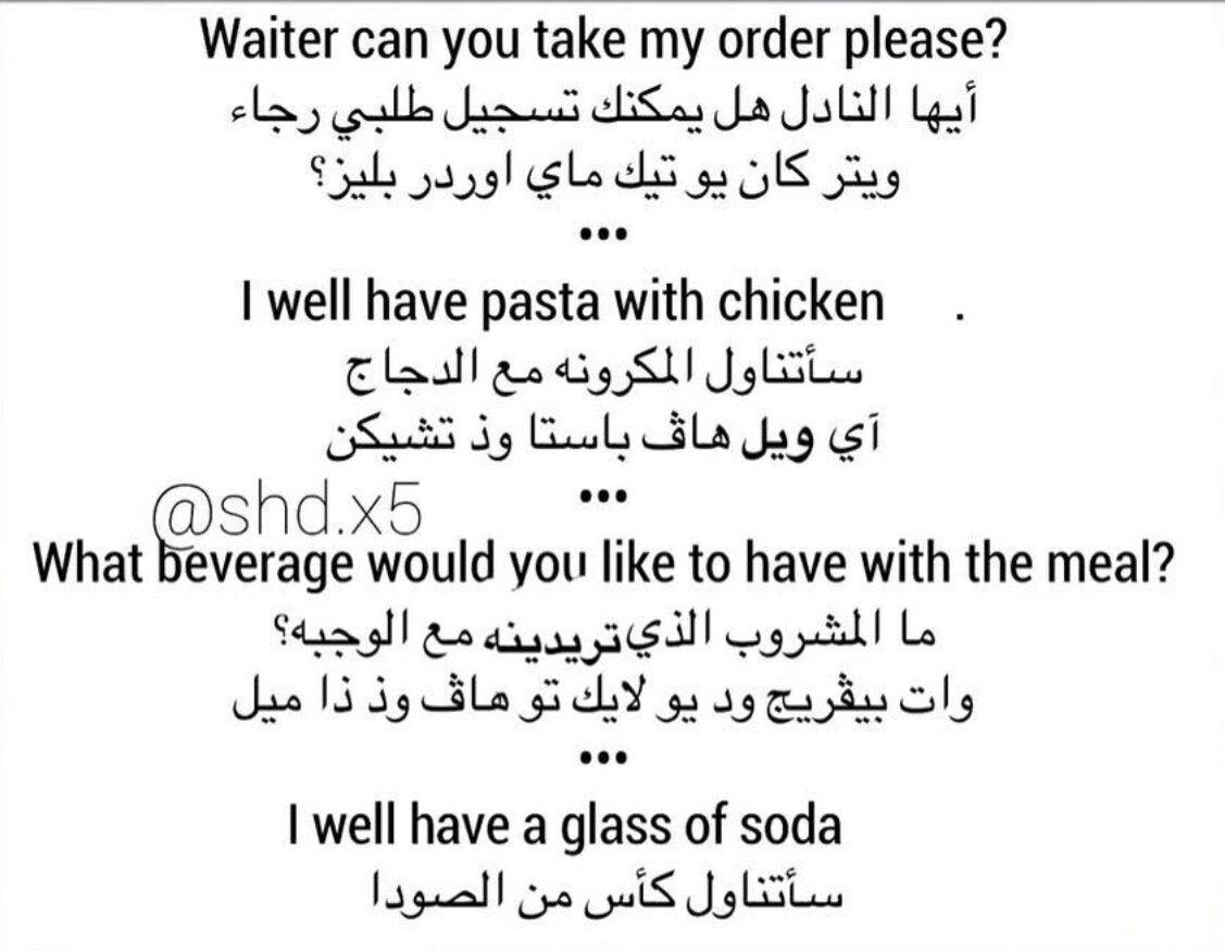 Pin By La Renia Aya 2 On معومات عن اللغة الانجليزيه Sms Language English Language Learning Learning Arabic