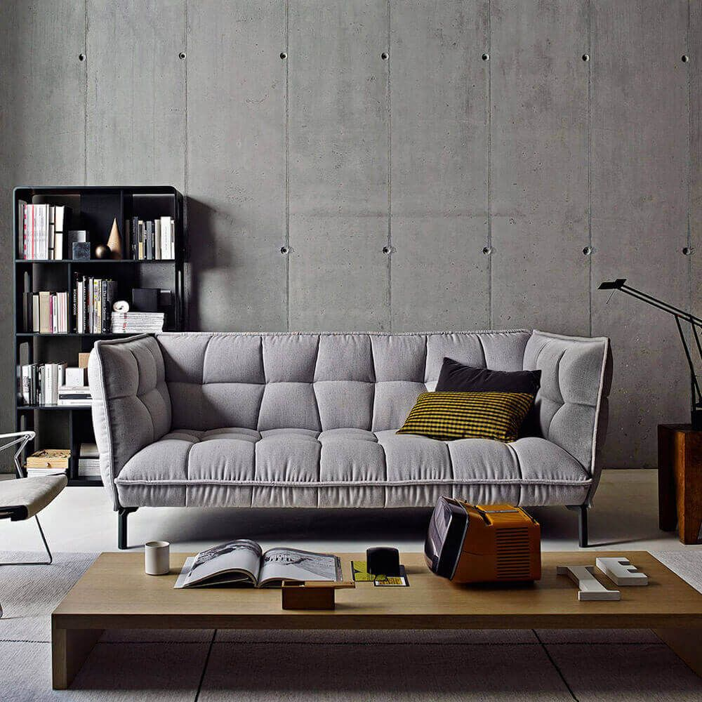 Sofa Indoor Furniture In Dubai Uae Husk Sofa B B Italia Wohnzimmer B B