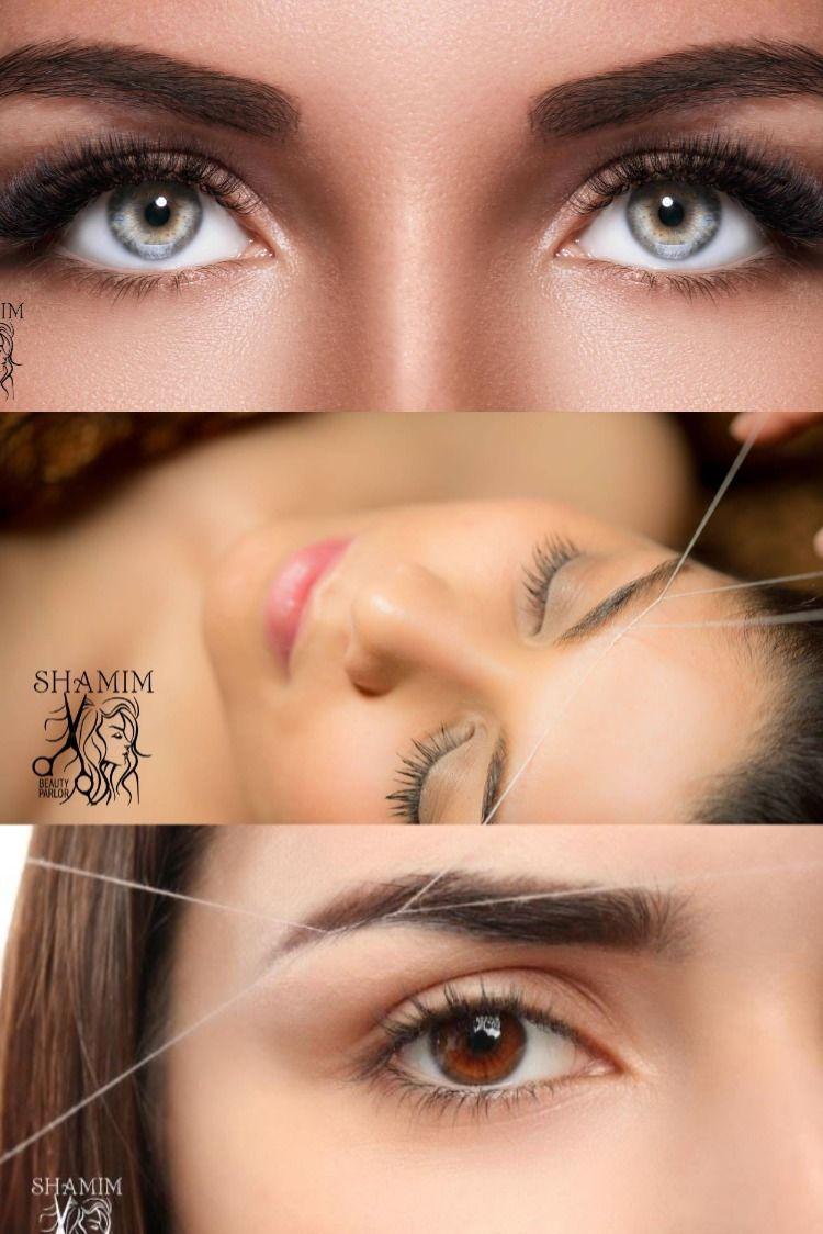 Eyebrow Threading Cary Nc : eyebrow, threading, Shamim, Beauty, Parlor, (shamimparlor), Profile, Pinterest