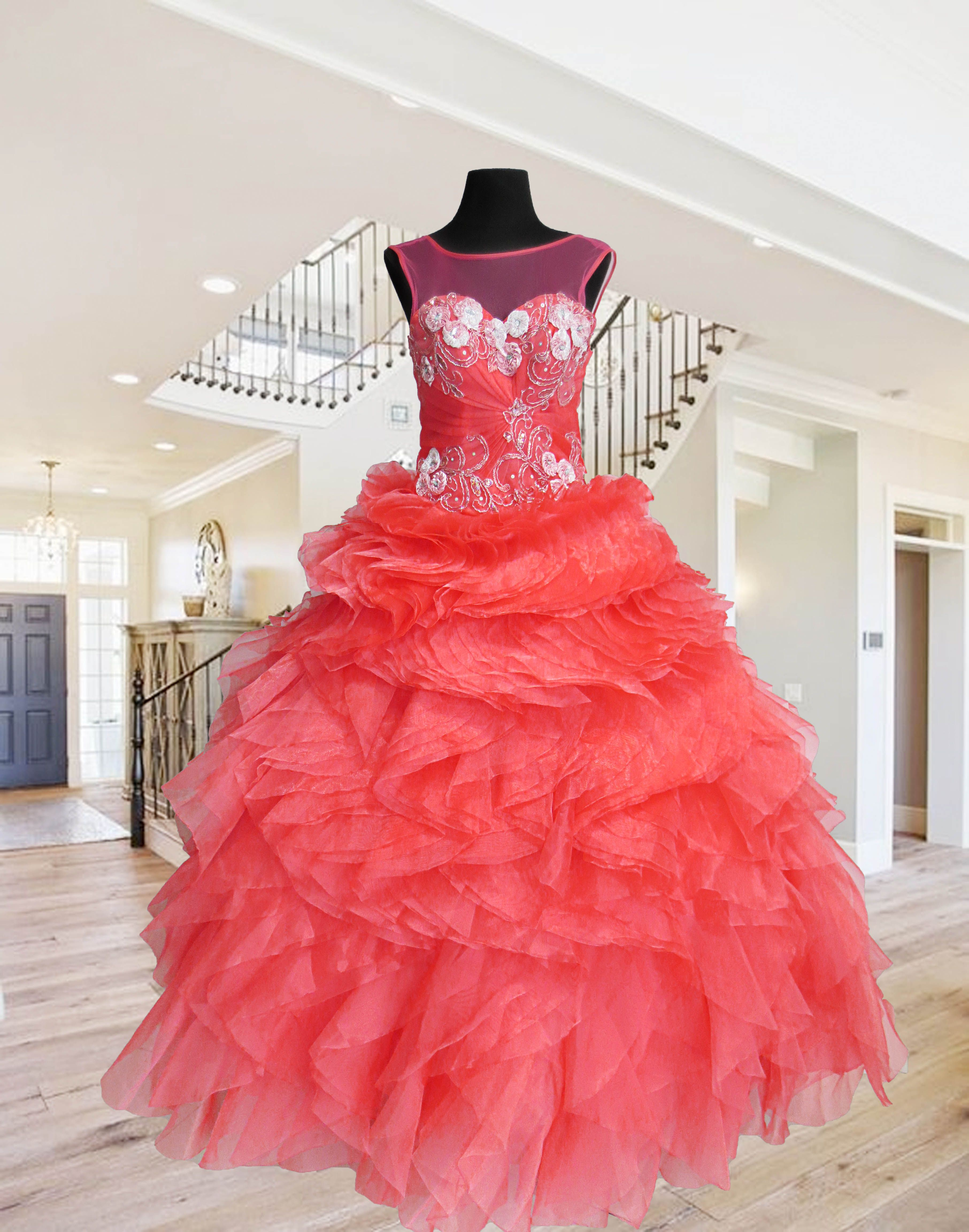 The Daphne Gown is a ball gown for rent Php3,000. www.gownforent.com ...