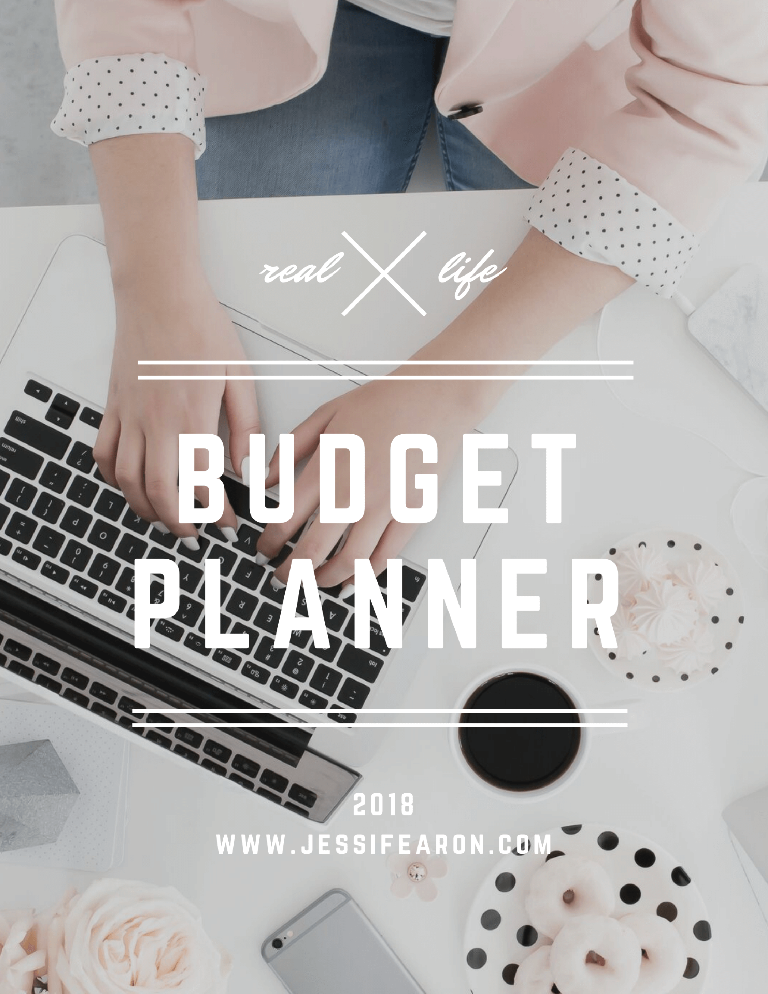 Real Life On A Budget Planner