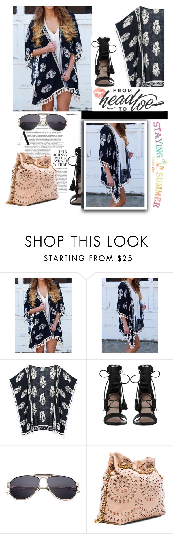 """""""stayingsummer 14/10"""" by ajla-344 ❤ liked on Polyvore featuring Zimmermann and STELLA McCARTNEY"""