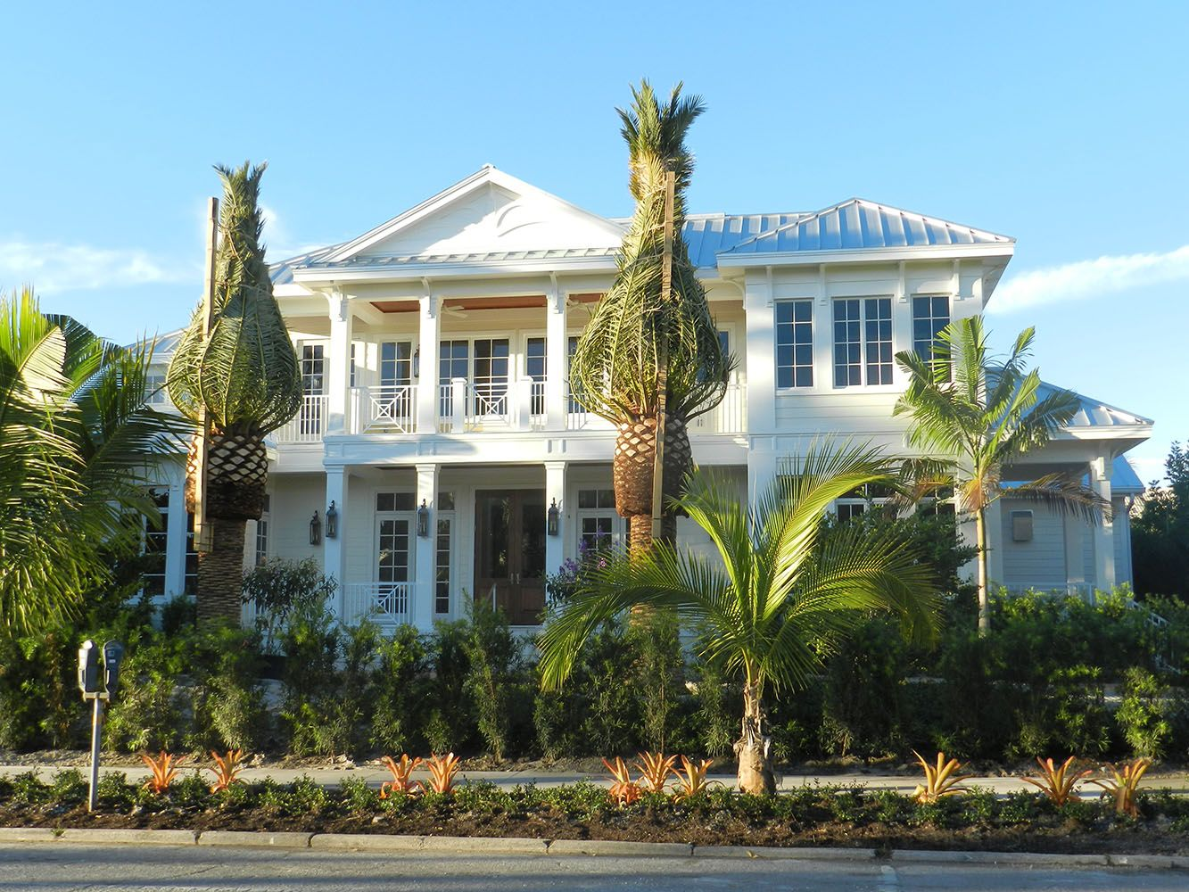 british west indies house plans | West Indies-style luxury home in ...