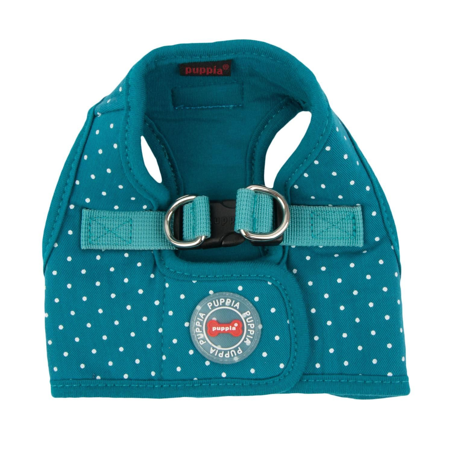 Diagram Dotty Dog Harness Vest By Puppia