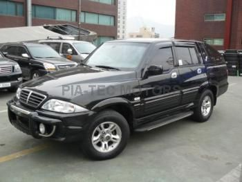 Ssangyong Musso Sports 290s Automatic Cars For Sale Turbo 4x4
