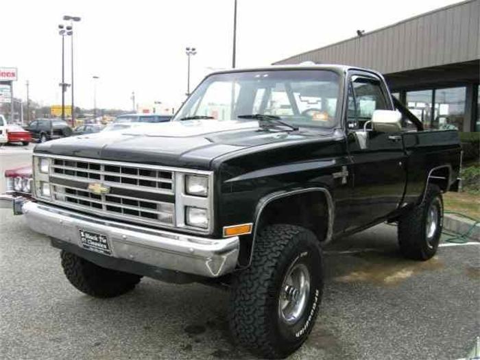 1987 Trucks 1987 Chevy Truck For Sale 1987 Chevrolet Pickup For