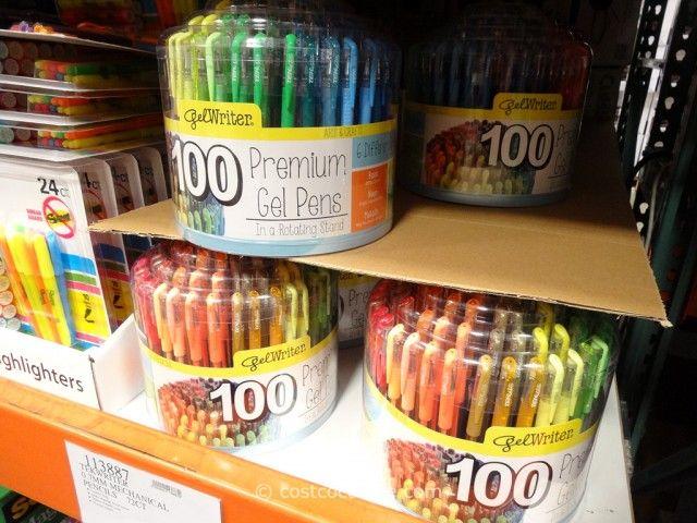 Gel Writer 100 Pens Costco Coloring For AdultsAdult