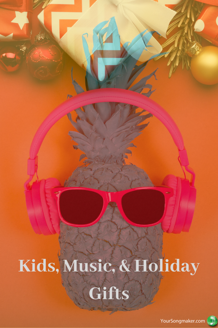 🎁🎵 Kids, Music, & Holiday Gifts!  Learn more about why music is a wonderful gift for kids this holiday season.  www.yoursongmaker.com/blog/2019/12/13/kids-music-amp-holiday-gifts  #songwriter #songwriters #singersongwriter #songwriting #songwritingtips #yoursongmaker #yoursong #writeasong #lyrics #lyricwriter #mylyrics #music #musically #songwriterlife #songwriterslife #musiclyrics #lovemusic #lovemusically #author #writer #poem #holidaygift #kidsmusic
