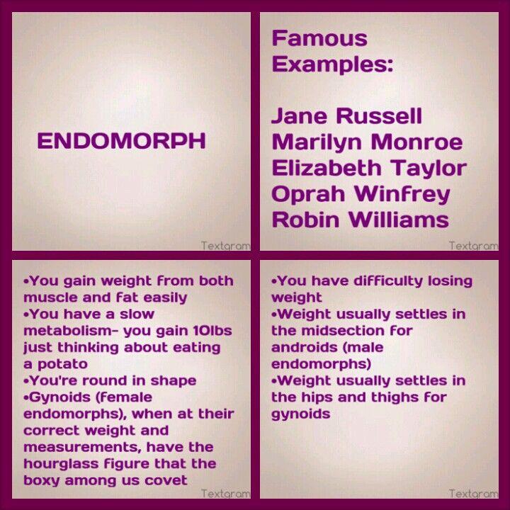 diet plan for endomorph female