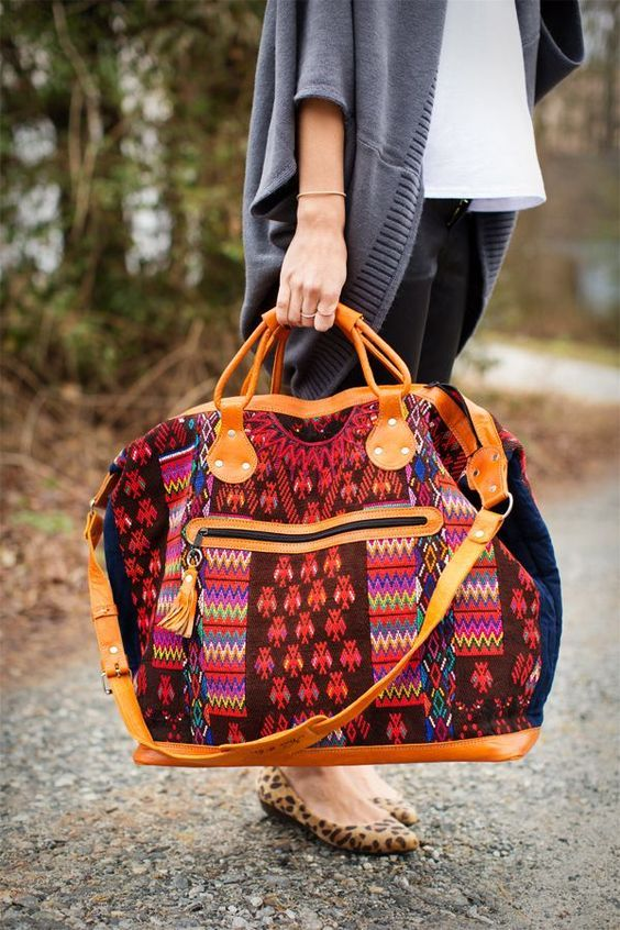 #Weekend #Bag: A medida certa para um fim-de-semana fora. #TrendyNotes