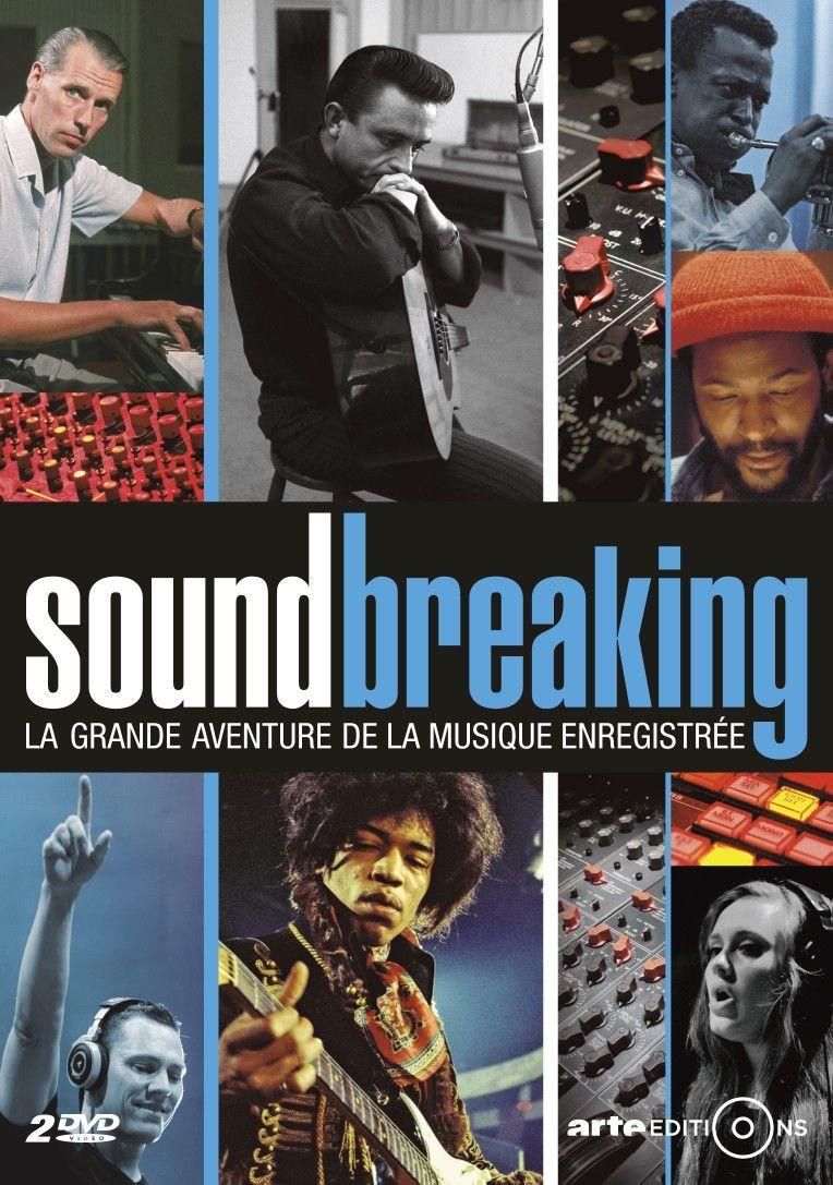 Soundbreaking Music Documentaries Recorder Music Dvd