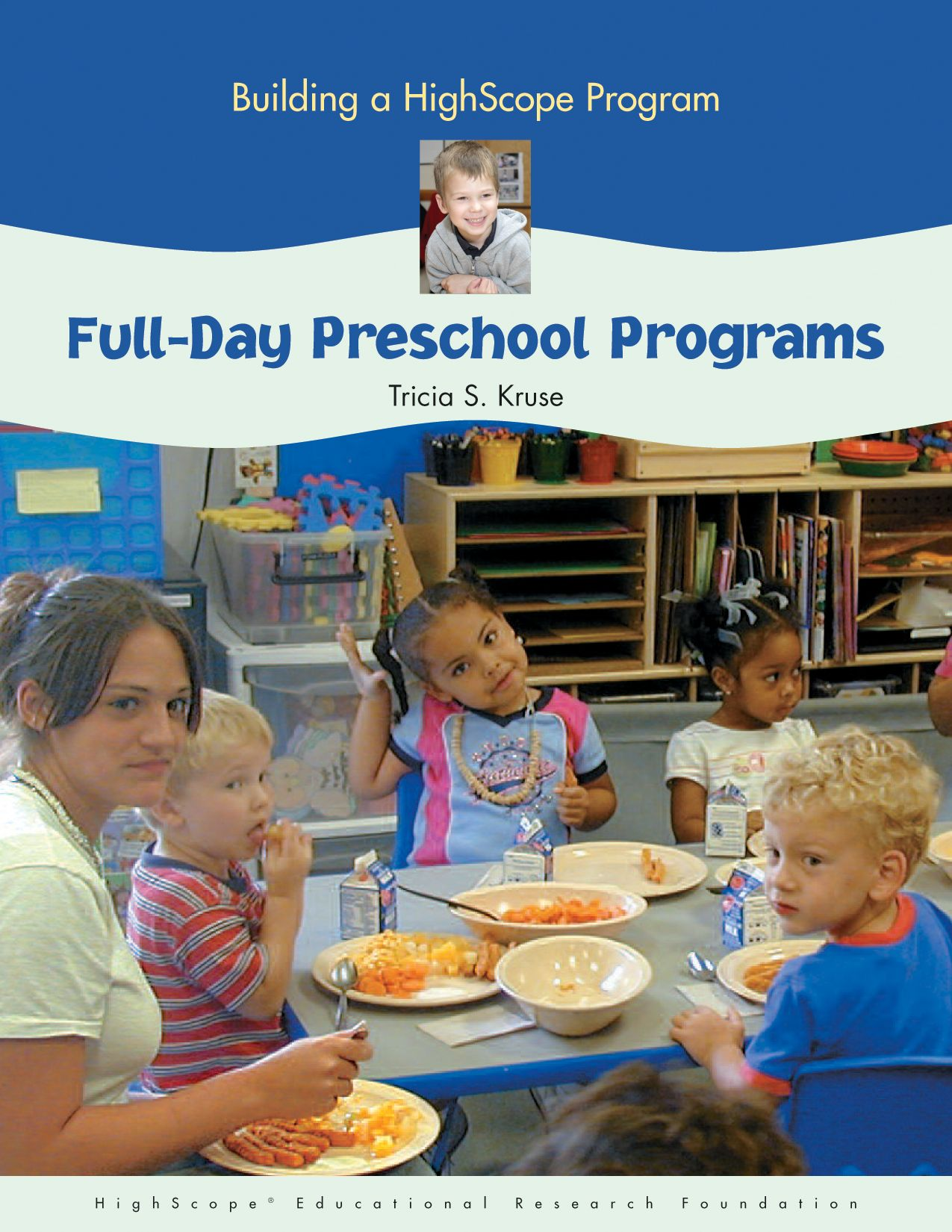 This Book Addresses Full Day Programs That Serve